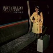 Ruby Velle & The Soulphonics, It's About Time (CD)