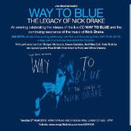 Various Artists, Way To Blue: The Songs Of Nick Drake (CD)
