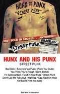 Hunx & His Punx, Street Punk (Cassette)