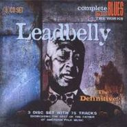 Lead Belly, Definitive (CD)
