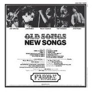Family, Old Songs New Songs (LP)