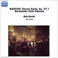 Béla Bartók, Bartok: Piano Music Vol. 2 - Romanian Folk Dances / Dance Suite /  Improvisations / Sonatina (CD)