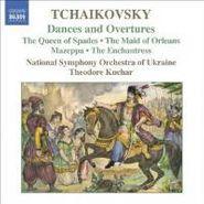 Peter Il'yich Tchaikovsky, Tchaikovsky: Dances & Overtures (CD)