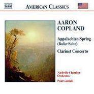 Aaron Copland, Copland: Appalachian Spring (Ballet Suite) / Clarinet Concerto (CD)