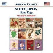 Scott Joplin, Piano Rags (CD)