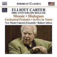 Elliott Carter, Carter :Mosaics(CD)