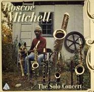 Roscoe Mitchell, Solo Concert (CD)