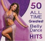 Various Artists, 50 All Time Greatest Belly Dance Hits (CD)