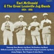 Various Artists, Earl McDonald & The Great Louisville Jug Bands 1924 - 1931 (CD)