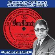 Clarence Williams, Washboard Bands 1926-1929 (CD)