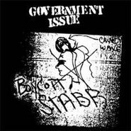 Government Issue, Boycott Stabb Complete Session (LP)