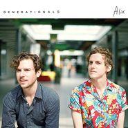 Generationals, Alix (CD)