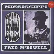 Mississippi Fred McDowell, Delta Blues (LP)