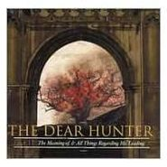 The Dear Hunter, Act Ii: Meaning Of & All Thing (CD)
