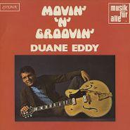"""Duane Eddy, Moovin N' Groovin (7"""")"""