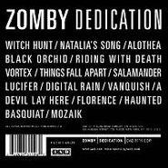 Zomby, Dedication (CD)