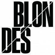Blondes, Blondes (CD)