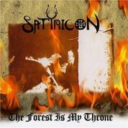 Satyricon, Forest Is My Throne (CD)