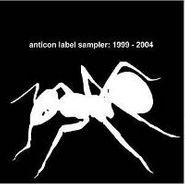 Various Artists, Anticon Sampler-1999-2004 (CD)