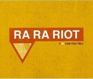 Ra Ra Riot, Can You Tell (CD)