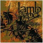 Lamb Of God, New American Gospel (CD)