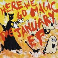 Here We Go Magic, January EP (CD)