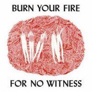Angel Olsen, Burn Your Fire [Colored Vinyl] (LP)