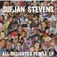 Sufjan Stevens, All Delighted People (CD)