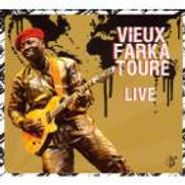 Vieux Farka Touré, Live (CD)