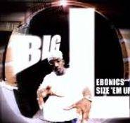 "Big L, Ebonics/Size Em Up (12"")"