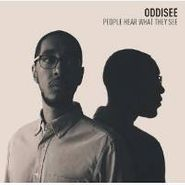 Oddisee, People Hear What They See (LP)