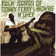 Sonny Terry & Brownie McGhee, Folk Songs Of Sonny Terry & Brownie McGhee (CD)