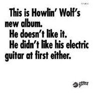 Howlin' Wolf, Howlin' Wolf Album (LP)