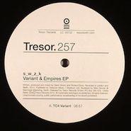 """S_W_Z_K, Variant & Empires EP (12"""")"""