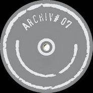 """Juan Atkins, Archi No. 7 (12"""")"""
