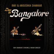Ravi Shankar, Ravi & Anoushka Shankar Live In Bangalore (CD)
