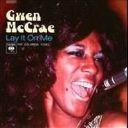 Gwen McCrae, Lay It On Me: The Columbia Years (CD)