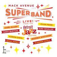Mack Avenue Superband, Live From The Detroit Jazz Festival 2013 (CD)