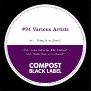 "Various Artists, Compost Black Label #94 (12"")"