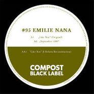 """Emilie Nana, Like You / September 10th (12"""")"""