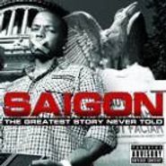 Saigon, The Greatest Story Never Told (CD)