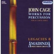 , Cage:Works For Percussion Vol. 6 (CD)