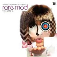 Various Artists, Rare Mod Volume 4 (LP)