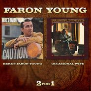 Faron Young, Here's Faron Young / Occasional Wife (CD)