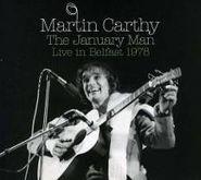 Martin Carthy, January Man: Live In Belfast 1 (CD)