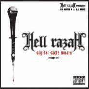 Hell Razah, Digital Dope (CD)