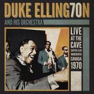 Duke Ellington & His Orchestra, Live At The Cave (CD)