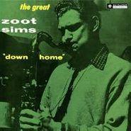 Zoot Sims, Down Home (LP)