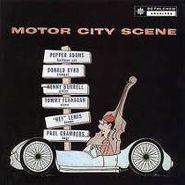 Pepper Adams, Motor City Scene (LP)