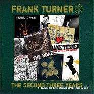 Frank Turner, Second Three Years/Take To The Road Live 2009 (CD)
